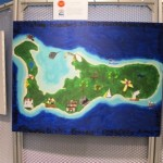 LED's auction piece: A spectacular map of Cayman