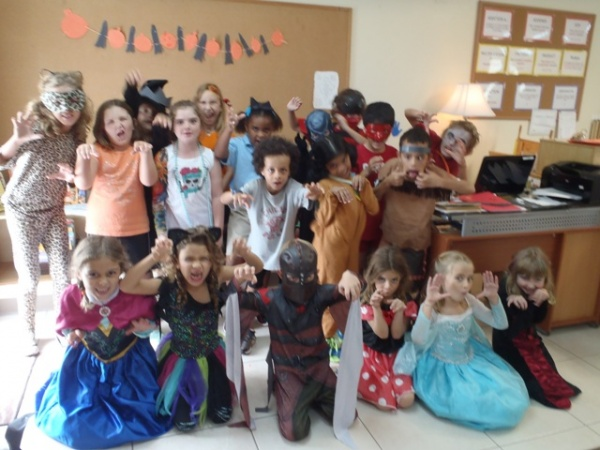Halloween Group 2014 Web