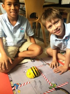 Robotics and Coding with Bee-Bot