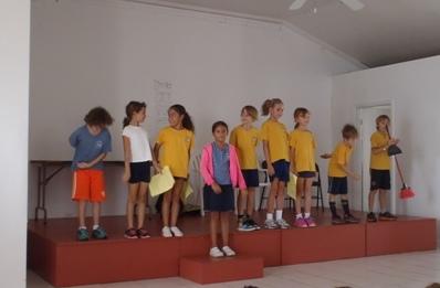Montessori Kids Are Team players!