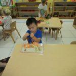 Building concentration in Casa.