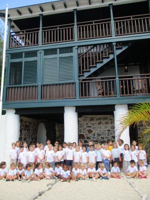 A Peek into the Past: Casa Visits Pedro St. James