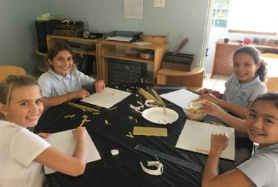 It All Starts with a Dot: Visual Arts in Elementary