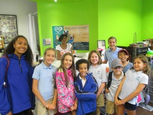 Kids CARE: Making a Paws-itive Impact