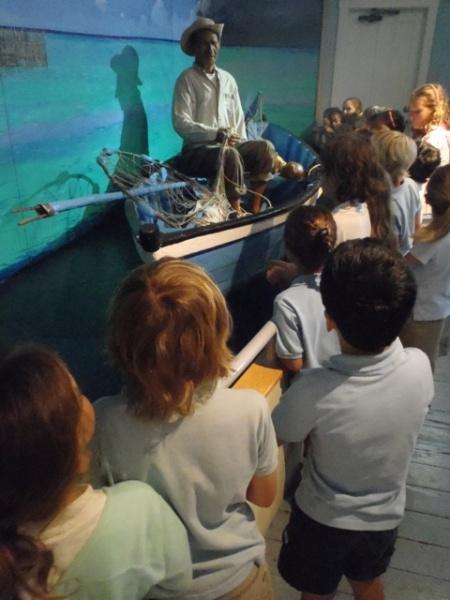 Museum Trip Catboat