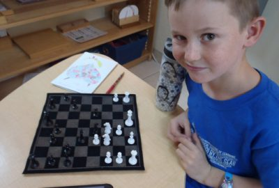 All the Right Moves: Camaraderie, Confidence and Courage Through Chess