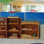 In Casa, fresh, artful murals bring the seaside in...