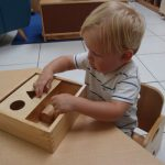 Engaging our senses in Toddler.