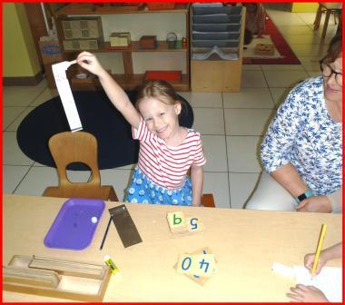 The Montessori Path to Mastery in Math