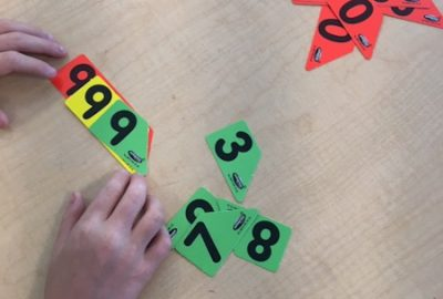 Getting Our Hands on Numeracy