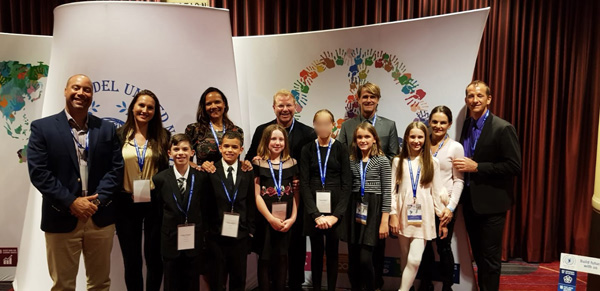 MMUN: A New World in New York for the Grade Six Students