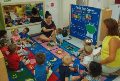 The Toddlers Are Abuzz with Discovery